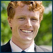 RPCV Joe Kennedy III, great nephew of JFK, became Massachusetts' fourth district Congressional representative in 2012.