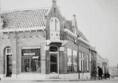 Langenoordstraat 112 - Drielindenstraat kapsalon modern