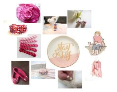"""""""In The Pink"""" by valeriebaberdesigns on Polyvore featuring Slant and Scialle"""