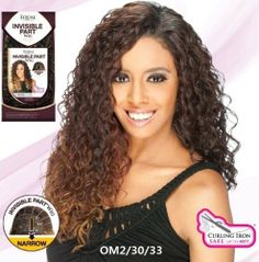 "Freetress Equal Invisible Part Wig - Spot Light (Narrow) (P1B/30 - Off Black / Med Auburn) by FreeTress Equal. $23.99. Curling iron safe up to 400°F. Color Shown: OM23033. Long Special Curl Style. Soft layered style with J-Curl. This wig has width of 0.25"" which will allow you to take your natural hair out and make curls to blend in with a wig.. Available Colors: #1, 1B, 2, 4, P1B/30, P4/30, OM2/30/33, OM27/30/613. Freetress Equal Invisible Part Wig - Spot Light (Narrow)   ..."