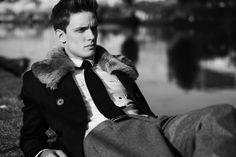 Chris Doe & Gavin Jones in 'Seafarers' by Thomas Schmidt for Fashionisto Exclusive -