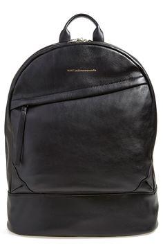 WANT Les Essentiels de la Vie 'Kastrup' Leather Backpack