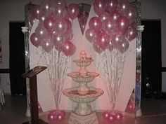 1000 images about decoraciones on pinterest fiestas for Decoracion de globos para fiestas infantiles paso a paso