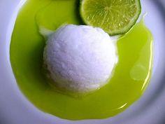 Receita Outro : Calda de limão ? (para sorvetes e mousses) de Chery Blossom