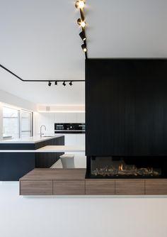 Private Residence Izegem - residential lighting by Wever & Ducré
