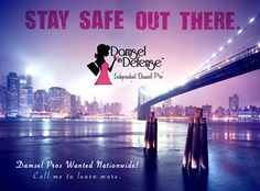Be safe out there! Damsel In Defense, Purple Ribbon, Ladies Night, Host A Party, Creepers, Women Empowerment, How To Become, This Or That Questions, Life