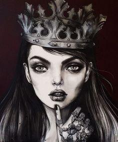 Pewter Princess