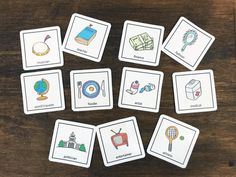 ARCH DAYSオリジナルの選びとりカード