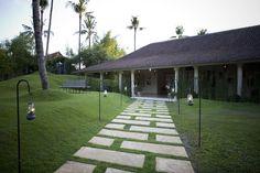 En esta casa en Bali mostrada por el WSJ, podemos encontrar elementos maravillosos.