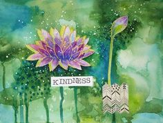 Behind the Scenes with Watercolor Artist Gina Lee Kim - Artist's Network #green #creative