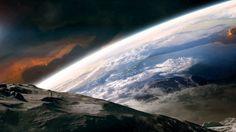 Beautiful View - Planets Wallpaper ID 1220667 - Desktop Nexus Space