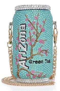 Green Tea Clutch