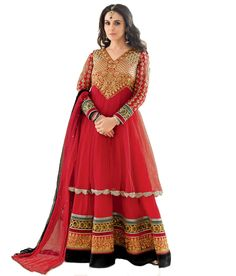 Georgette Anarkali Suits http://alicolors.com/index.php?route=product/category&path=59_70