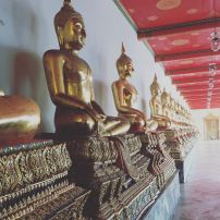 BBM KOREA | Bangkok Thailand | Temple of the Reclining Buddha | Wat Pho