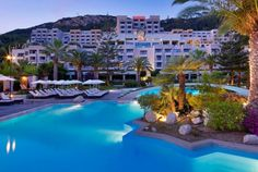 Welcome to the Sheraton Rhodes Resort