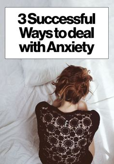 Foolproof tricks to deal with anxiety and cope with stress.