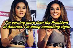 15 Iconic Moments When Sunny Leone Was The Fuckin' Best