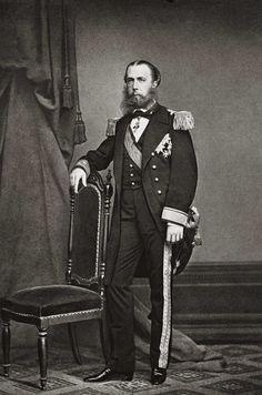 Emperador Maximiliano de Hasburgo - Grandes casas de México