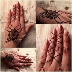 1000+ ideas about Henna Hand Tattoos on Pinterest | Henna Hands, Henna and Hand Tattoos