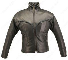 Braided Riding Jacket
