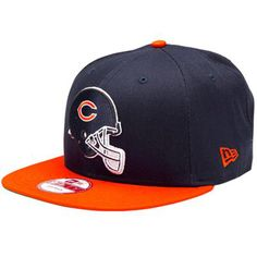 online retailer ca410 df828 New Era MLB Chicago Cubs Snapback Hats Caps Black 3304! Only  8.90USD  Chicago Bears