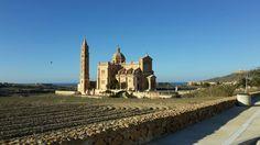 Gozo Santuario Ta' Pinu