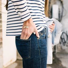 Friendship bangles, FTW.  Yep, it's true. BBF bracelets are still totally a thing. Tap the photo for outfit details or sign up via @liketoknow.it to get direct links sent to your inbox: www.liketk.it/2iZFO. #ltkspring #liketkit #ltkstyletip #ltkunder50