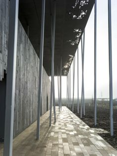 Stonehenge Visitor Centre by Denton Corker Marshall - I Like Architecture