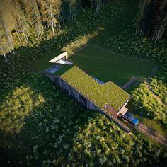Best of Week 04/2016 - Farmhouse by George Nijland / Triple-D - Ronen Bekerman - 3D Architectural Visualization & Rendering Blog