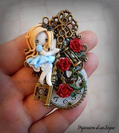 Alice in Wonderland Inspiration by PrigionieradiunSogno.deviantart.com on @deviantART