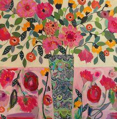 Floret by Carrie Schmitt at www.carrieschmittdesign.com