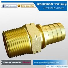 Brass Fittings or Brass plimbing Fittings come in many different types and sizes.When it comes to Brass Plumbing Fittings, Klikkon's got your back. installations, and other plumbing applications where yellow brass cannot be used. Brass Pipe Fittings, Price Quote, Plumbing, Things To Come, Metal, Globe, Advice, Speech Balloon