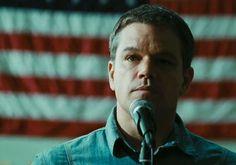 Promised Land with Matt Damon & John Krasinski. Follow @PRNtertainment on Twitter!