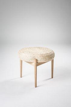 Saturn stool — La Pecera