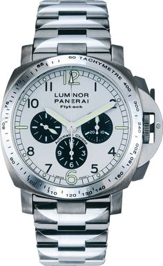 Luminor Chrono Flyback - 40mm PAM00060 - Collection Luminor - Officine Panerai Watches