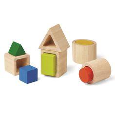 Bausteine/Puzzle Formenboxen ab 3 Jahren