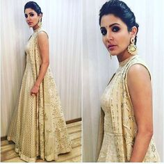 @anushkasharma in @anitadongre has our heart. Shop the designer on our e-store. #aashniandco #indianfashion #asianfashion #indiandesigner #bridalfashion #indianbride #londonshopping #nottinghill #london #instalike #instapic #ootd #musthave #bollywood #celebritystyle #instafashion #indianwear #bridesmaid #fashion #indianwedding #bridalwear #instadaily #instafashion #instastyle #style #shopnow #dailyfeature #shopping #anitadongre #anushkasharma #festive