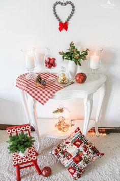 Mais da nossa decoração de Natal! http://www.minhafilhavaicasar.com/preparativos-freebies-de-natal/ #decoração #natal #xmas #contagemregressiva #countdown #freebies #download #jesus