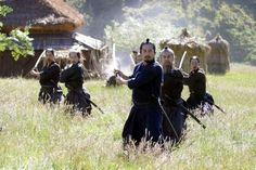 """The Last Samurai"" - gorgeous and heartbreaking."