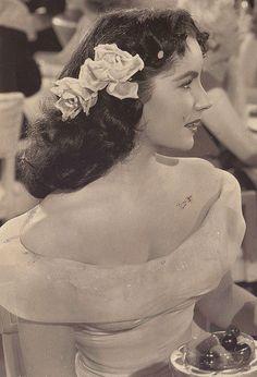 Elizabeth Taylor, A Date With Judy