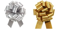 Christmas Gift Wrap- Gold and Silver Pull Bows Value Pack - 12 Pcs ** Read more  at the image link.