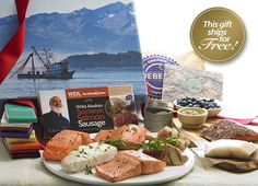 A Taste of Vital Choice Organic Foods and Wild Pacific Fish - Delivered Foods