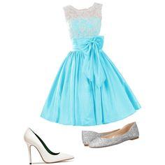 Quinceañera Damas Dresses