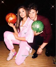 Ariana and Shawn Mendes Ariana Grande Cute, Ariana Grande Fotos, Ariana Grande Pictures, Barbara Palvin, Harry Styles, Ariana Video, Shawn Mendes Wallpaper, Dangerous Woman, Beautiful Voice