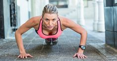 The Killer Push-Up/Plyo Workout That Only Takes 4 Minutes
