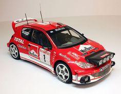 Peugeot 206 WRC - Marlboro