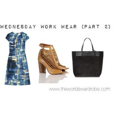 """Wednesday Work Wear (Part 2)"" by cookiek on Polyvore"