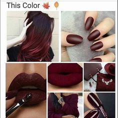 "8,973 Likes, 207 Comments - Inspiring hairstyles (@stylishbraidsanddreads) on Instagram: ""I need this color! Do you know where I can find this lipstick?  #hair #hairstyle #naturalhair…"""