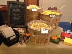 Whatever the occasion, BobKorn has got you covered with a pre-assembled POPCORN BAR! Flavored Popcorn, Popcorn Bar, Popcorn Recipes, Chicken Breast Recipes Healthy, Healthy Recipes, One Dish Dinners, Kettle Corn, Candy Buffet, Buffet Set