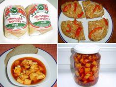 Czech Recipes, Food And Drink, Breakfast, Czech Food, Food Ideas, Mascarpone, Morning Coffee, Morning Breakfast